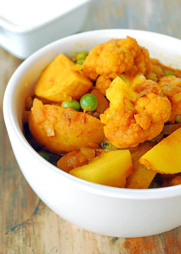 curry-vegetariano